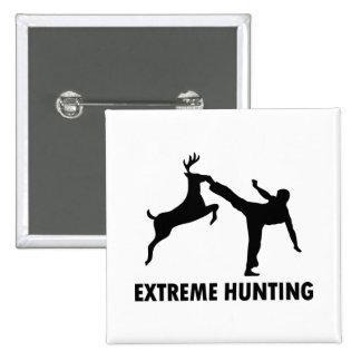 Extreme Hunting Deer Karate Kick Button