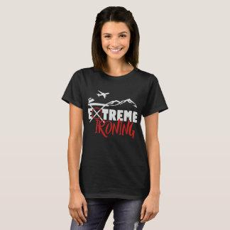 Extreme Ironing Mountain Chores T-Shirt