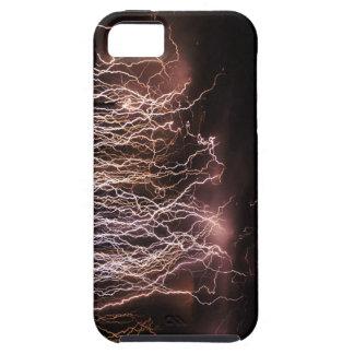 Extreme lightning bolts iPhone SE/5/5s case