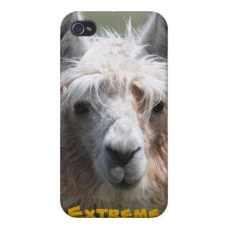 Extreme Llama!!! iPhone Case