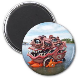 Extreme Makeover 2 Inch Round Magnet