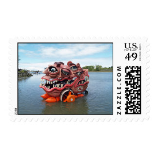 Extreme Makeover Postage Stamps