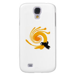 Case-Mate Barely There Samsung Galaxy S4 Case with Bull Terrier Phone Cases design