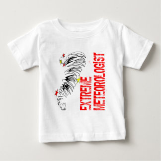 Extreme Meterologist Baby T-Shirt