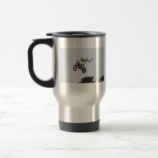 Extreme Motocross Coffee Mugs