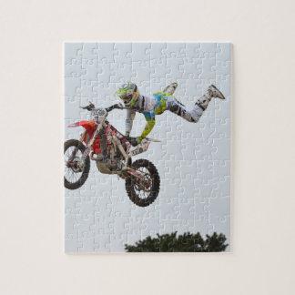 Extreme Motocross Jigsaw Puzzles