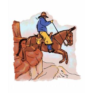 Extreme Mule Riding shirt