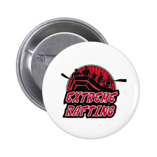 Extreme Rafting Pinback Buttons