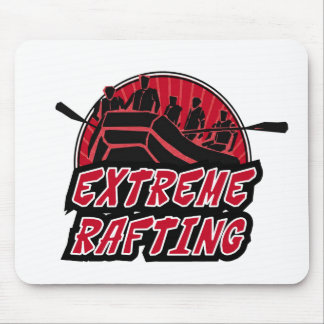 Extreme Rafting Mouse Pad
