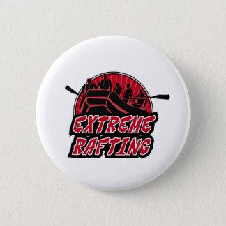 Extreme Rafting Pinback Button