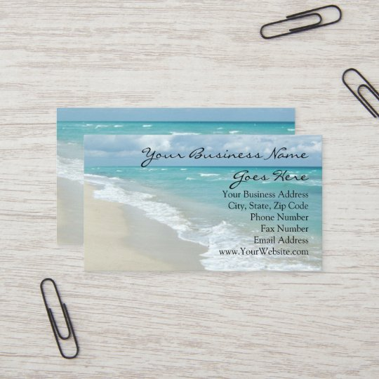 Extreme relaxation beach elegant spa travel business card zazzle extreme relaxation beach elegant spa travel business card reheart Choice Image