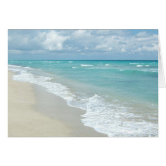 Extreme Relaxation Beach View Cards