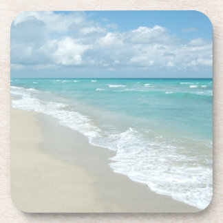 Extreme Relaxation Beach View Drink Coaster
