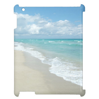 Extreme Relaxation Beach View Ocean iPad Cover