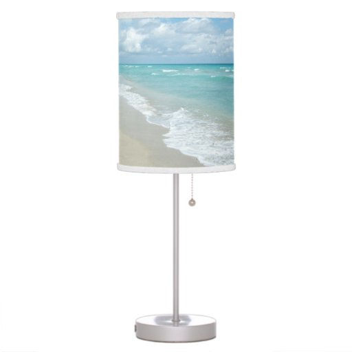 Extreme Relaxation Beach View Ocean Lamp
