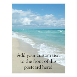 Extreme Relaxation Beach View Postcards