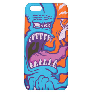 Extreme Seafood Cooking iPhone 5C Cases