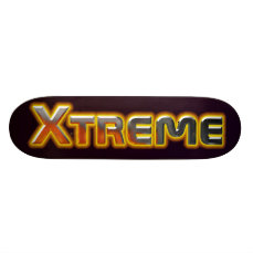 Extreme Skateboard