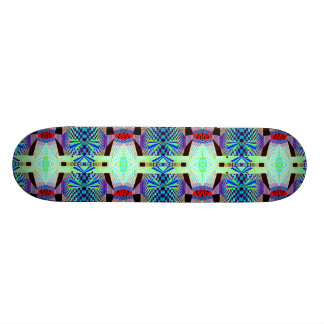 Extreme Skateboard Deck Geometrix by CricketDiane