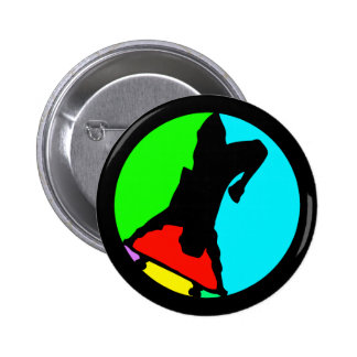 EXTREME SKATEBOARDER PIN