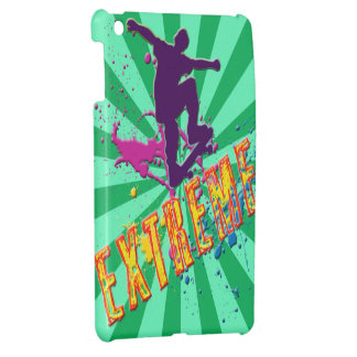 Extreme Skateboarder iPad Mini Case