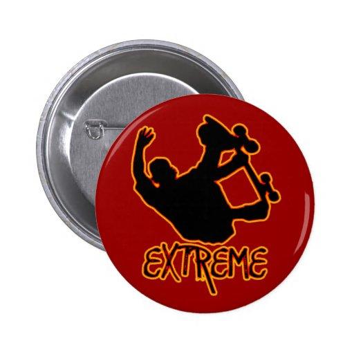 EXTREME SKATEBOARDING PIN