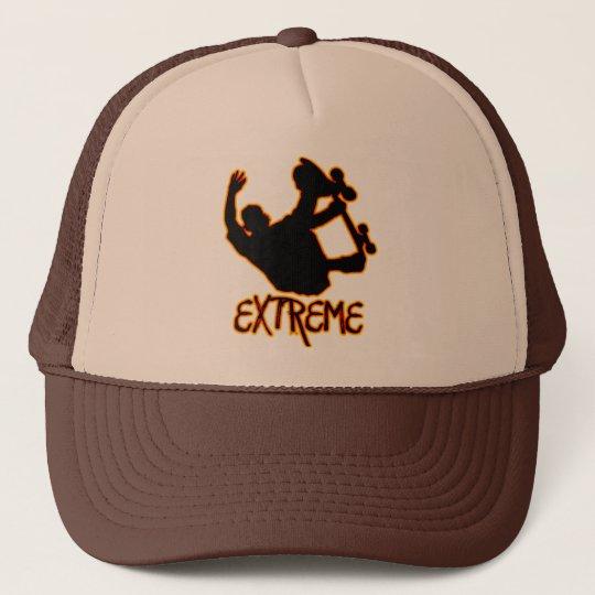 EXTREME SKATEBOARDING TRUCKER HAT