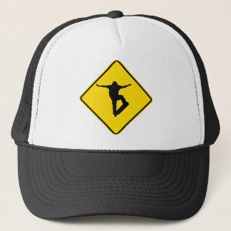 """""""Extreme Skater"""" Trucker Hat"""