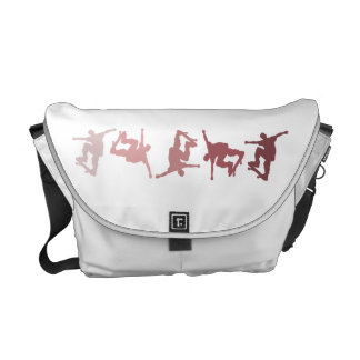 Extreme Skating Messenger Bag
