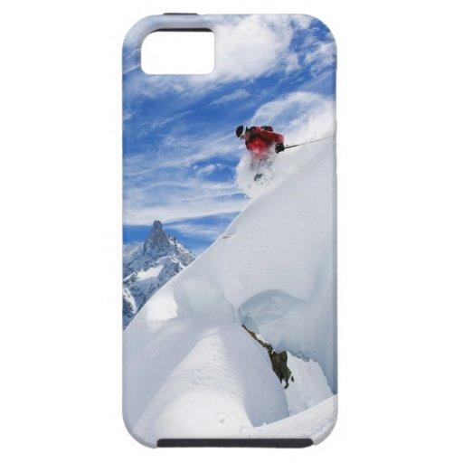 Extreme Ski iPhone 5 Covers