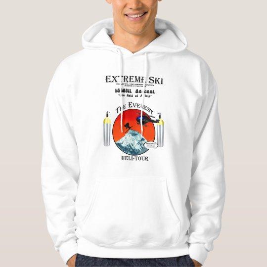 Extreme Ski The Everest Heli-Tour Hoodie