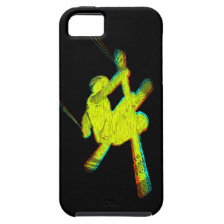 Extreme Skier iPhone 5 Covers