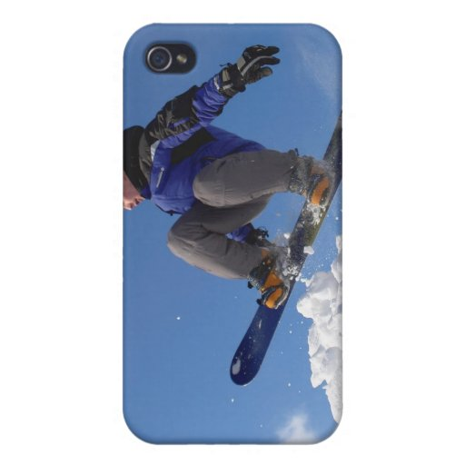 Extreme Skier Cases For iPhone 4