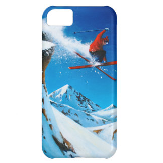 Extreme Skiing iPhone 5C Cover