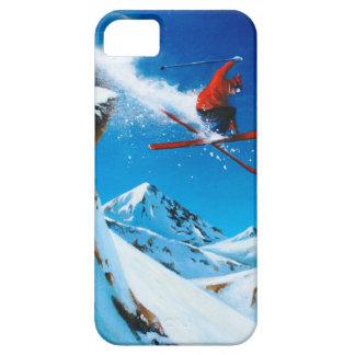 Extreme Skiing iPhone SE/5/5s Case