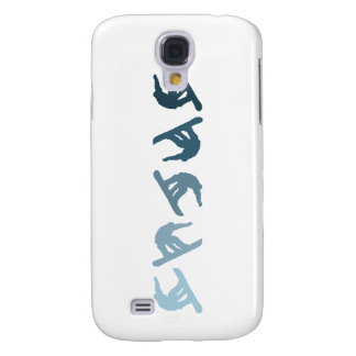 Extreme Snowboarding Samsung Galaxy S4 Cover