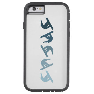 Extreme Snowboarding Tough Xtreme iPhone 6 Case