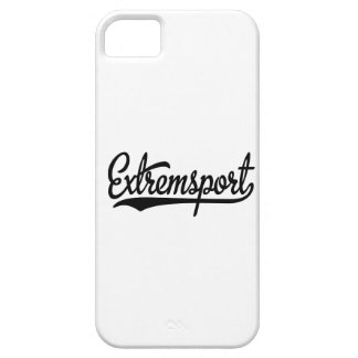 Extreme sport iPhone SE/5/5s case