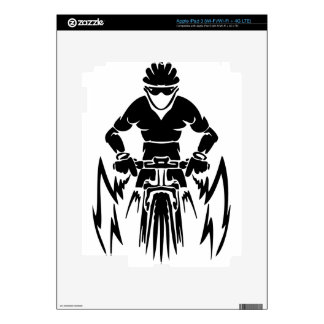 Extreme Sport Skin For iPad 3