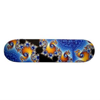 Extreme Sports Art Skateboard Deck