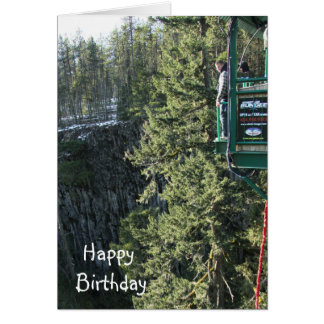 Extreme Sports Birthday Greeting Card