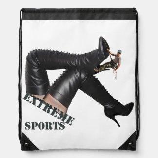 Extreme Sports - BOOT Climbing Drawstring Bag
