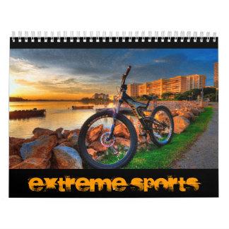 Extreme sports Calendar