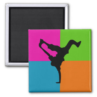 extreme sports - capoeira magnets