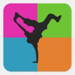 extreme sports - capoeira stickers