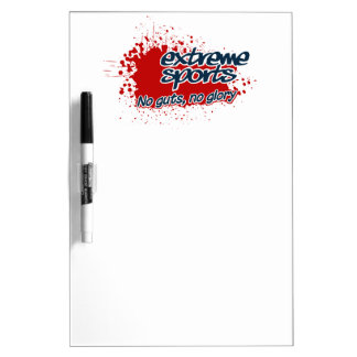 EXTREME SPORTS custom message board