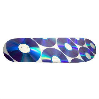 Extreme Sports Disks Skateboard Deck