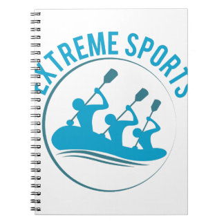 Extreme Sports Notebook