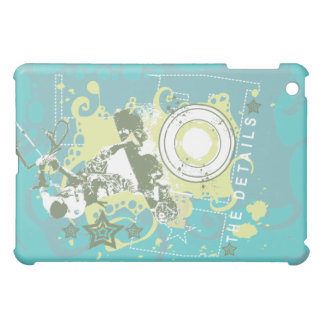 Extreme Sports Teal  Cover For The iPad Mini