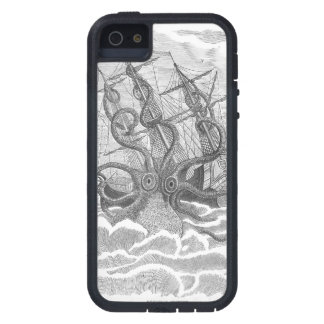 Extreme Super Size Sushi Kraken Case iPhone 5 Covers